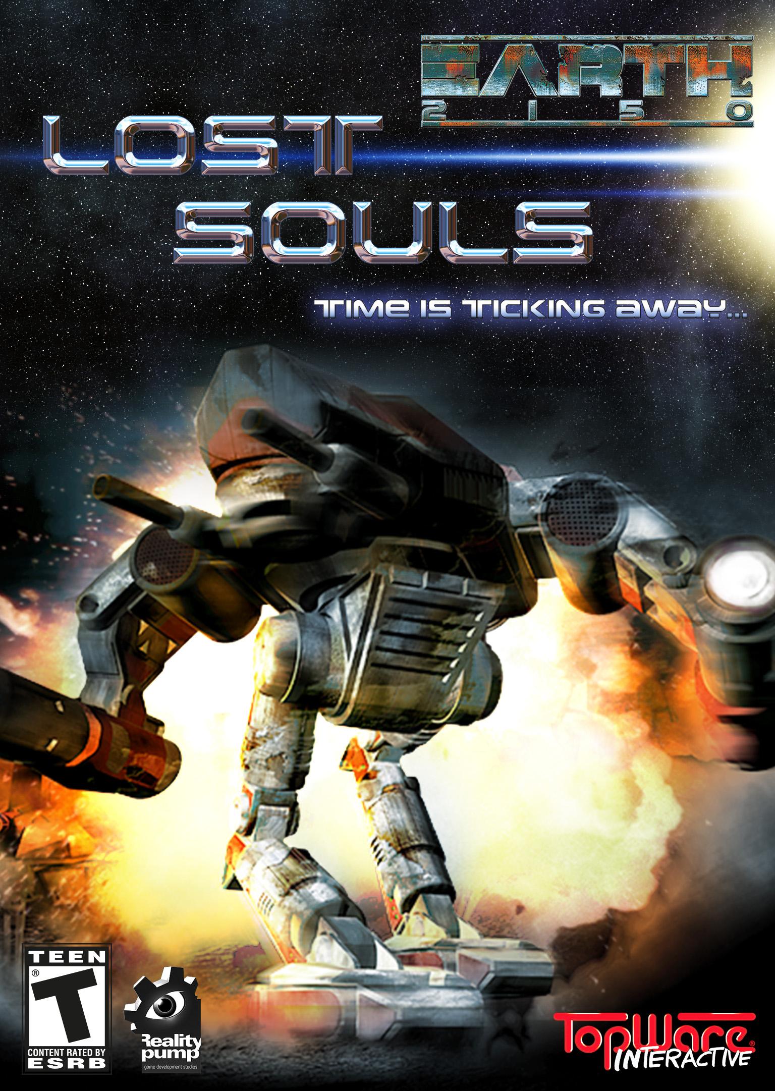 Earth 2150: Lost Souls