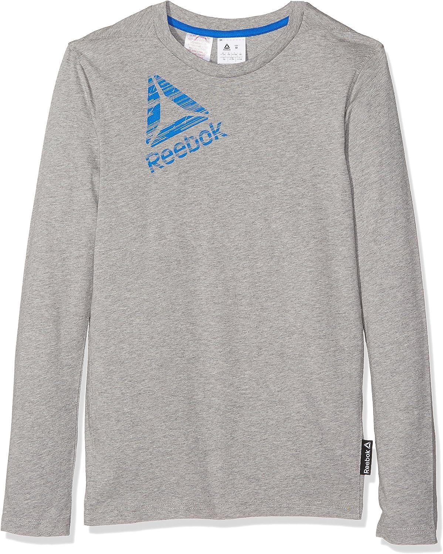 Reebok B Es LS Camiseta, Hombre: Amazon.es: Ropa y accesorios