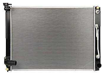 Amazon.com: Spectra Premium cu13076 Complete Radiador para ...