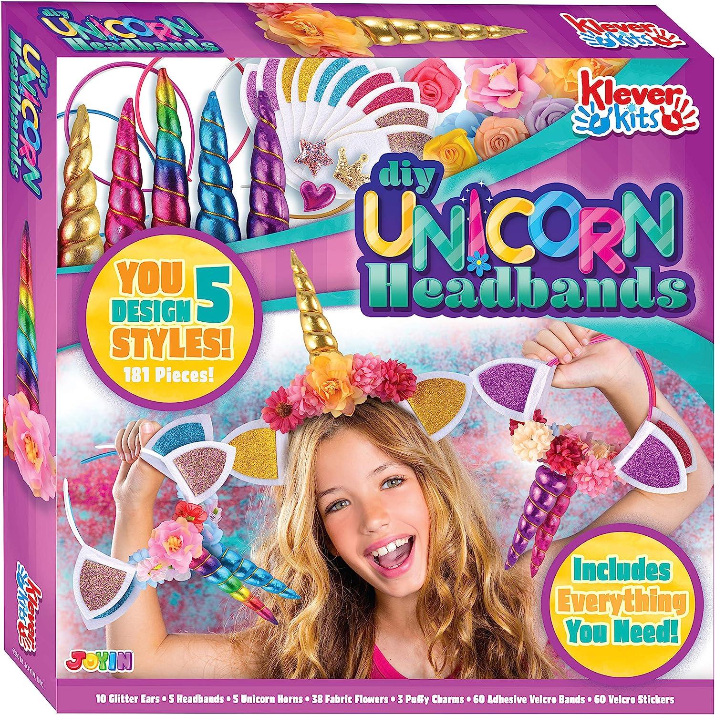 Unicorn Horn Headband Supply, Metallic Blue Unicorn Horn DIY Unicorn Headband 8 unicorn horn