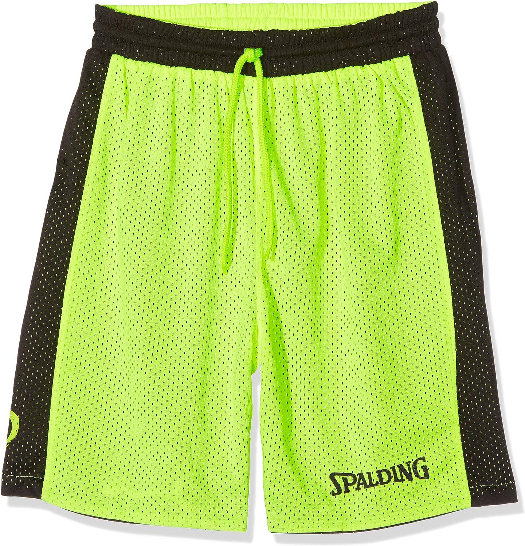 Spalding Jungen Essential Reversible Shorts