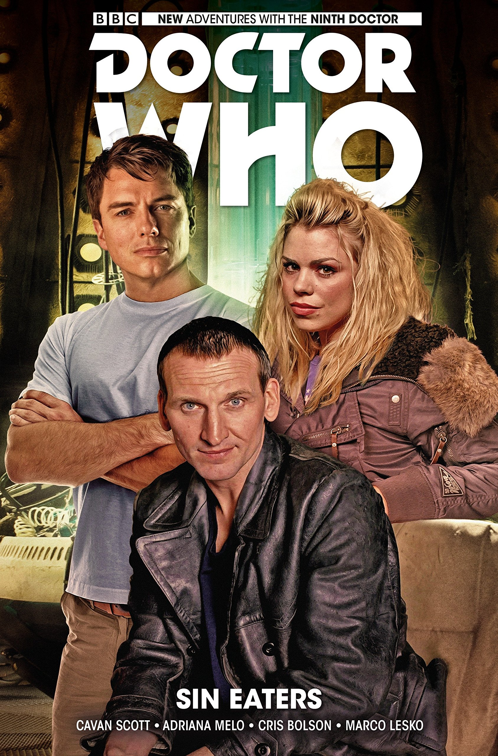 Doctor Who: The Ninth Doctor Volume 4: Sin Eaters pdf