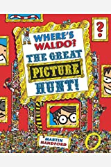Where's Waldo? The Great Picture Hunt Hardcover