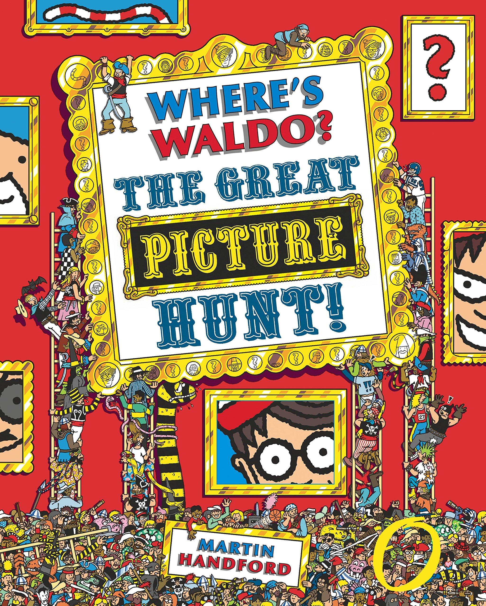 Where's Waldo? The Great Picture Hunt PDF