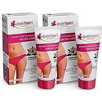 Everteen Bikini Line Hair Remover Creme - Pack Of 2