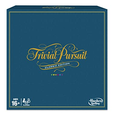 Hasbro Trivial Pursuit Game: Classic Edition
