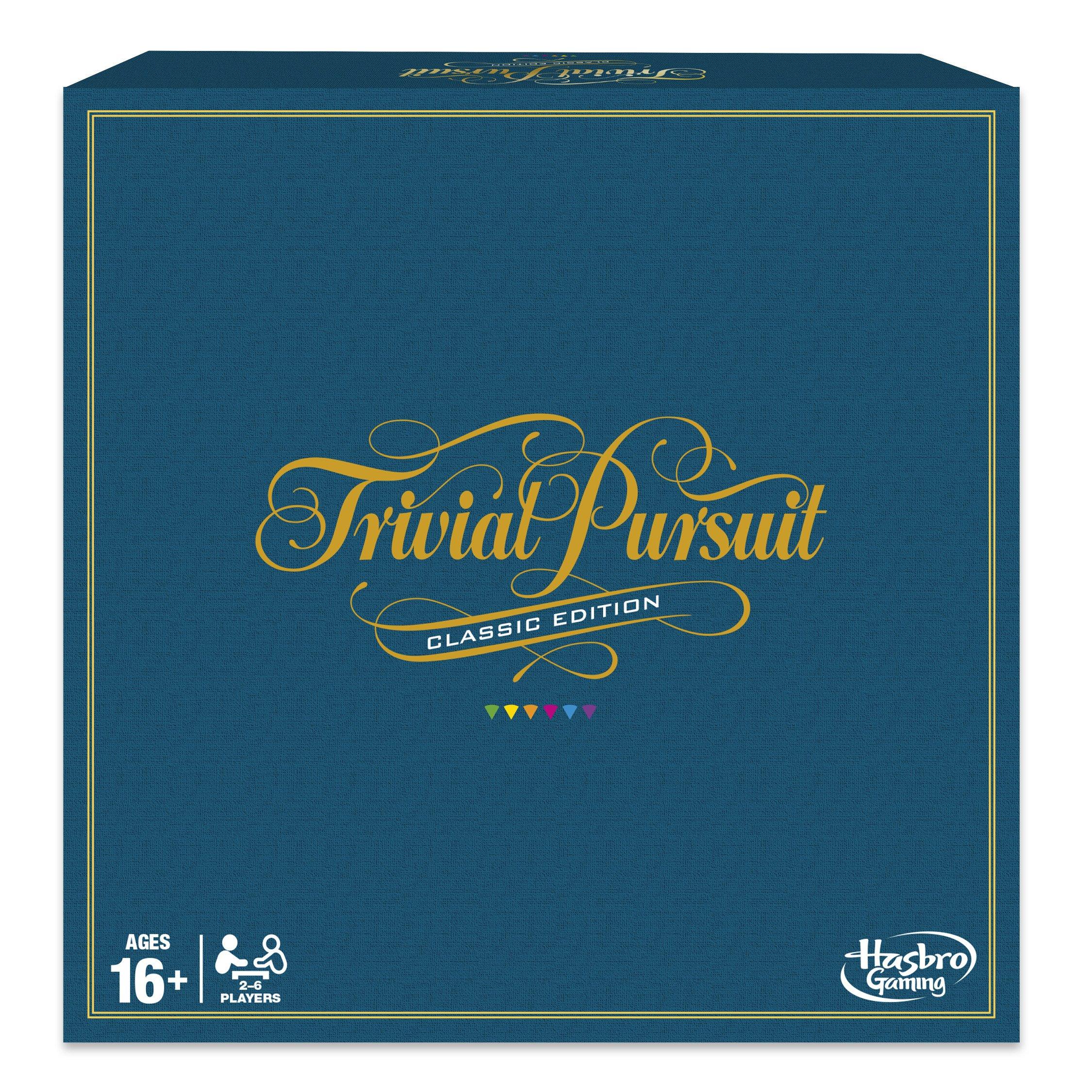 Hasbro Trivial Pursuit Game: Classic Edition