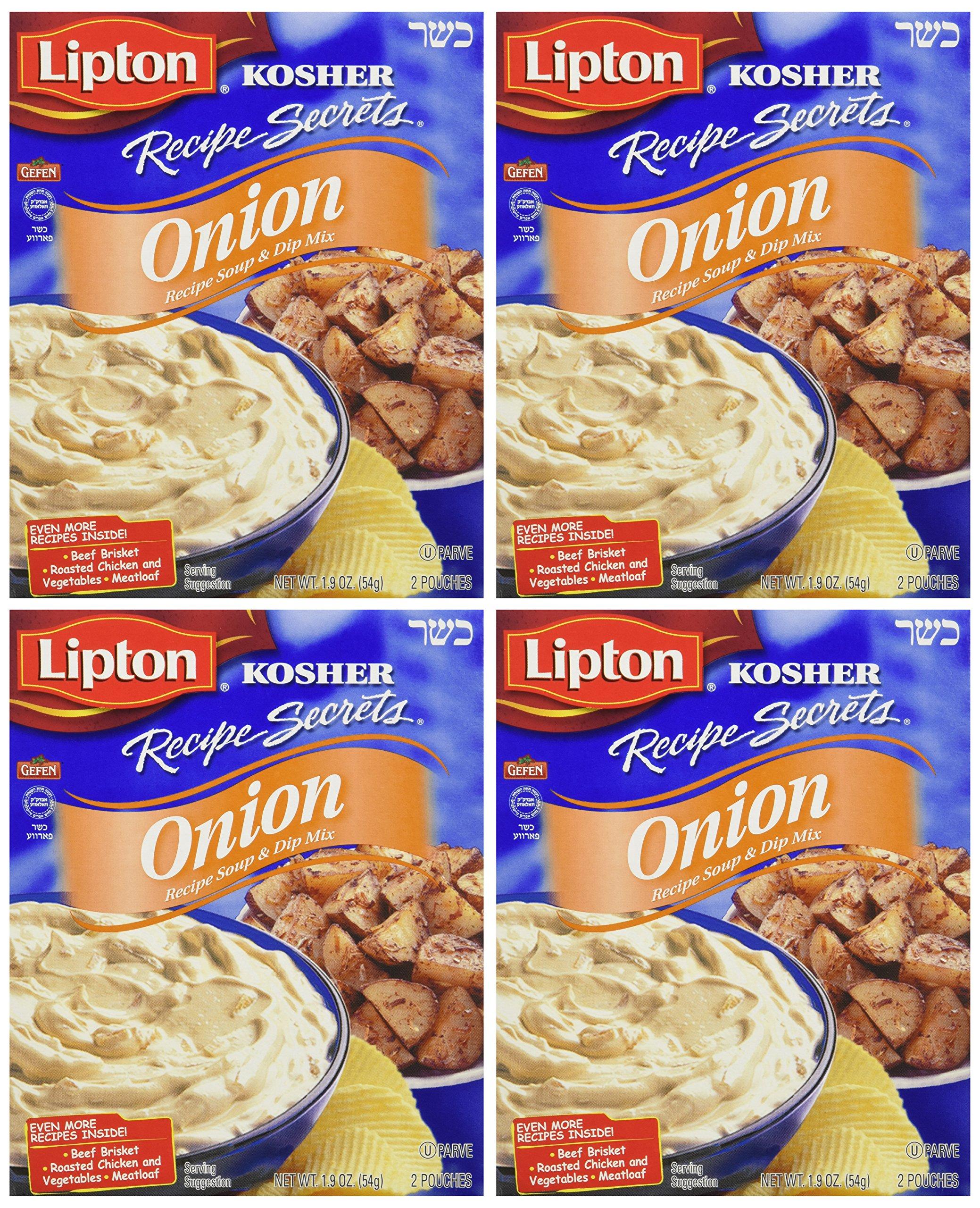 Lipton - Kosher Soup Recipe Secret Onion by Lipton