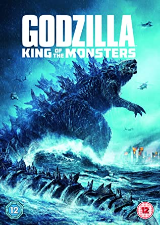 Godzilla: King of the Monsters [DVD] [2019]: Amazon co uk
