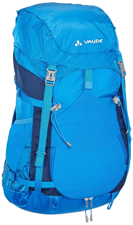 VAUDE Brenta - Mochila de acampada (40 L) azul azul Talla:64 cm: Amazon.es: Deportes y aire libre