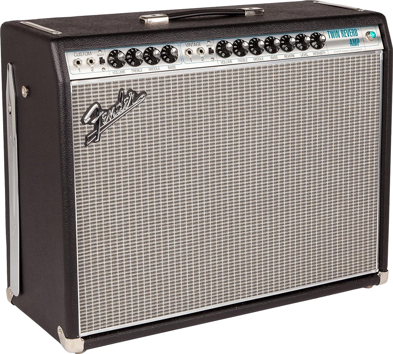 Amazon Fender 65 Super Reverb 45 Watt 4x10 Inch Guitar Combo Amp Musical Instruments