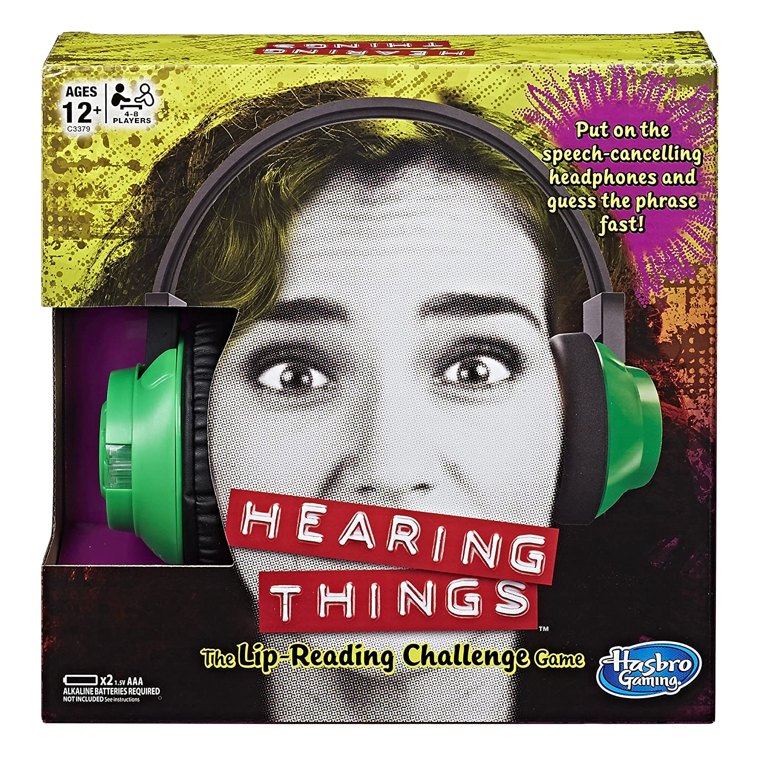 Hearing things boxset game by Hasbro Gaming