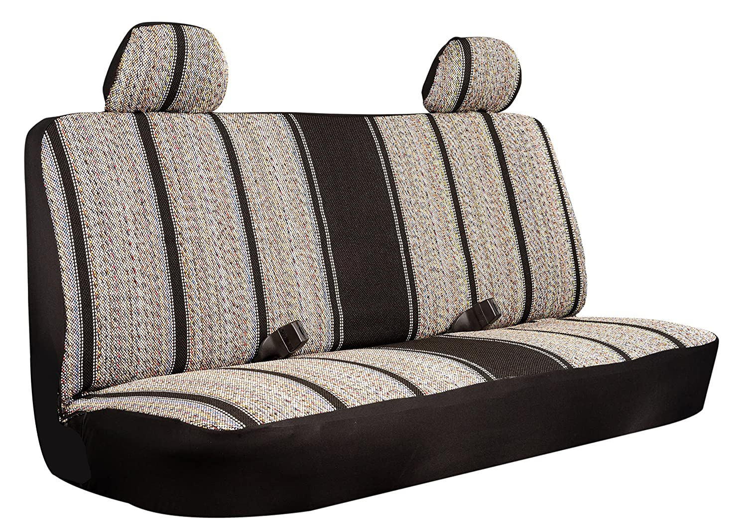 Allison 67-6889BLK Black Rough 'N Ready Large Truck Bench Seat Cover - Pack of 1 Allison Corporation