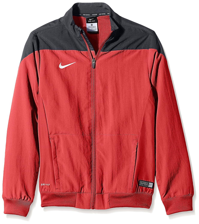 4a08ef6eee155 Nike Squad14 Sideline Veste pour garçon  Amazon.fr  Sports et Loisirs