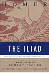The Iliad Paperback