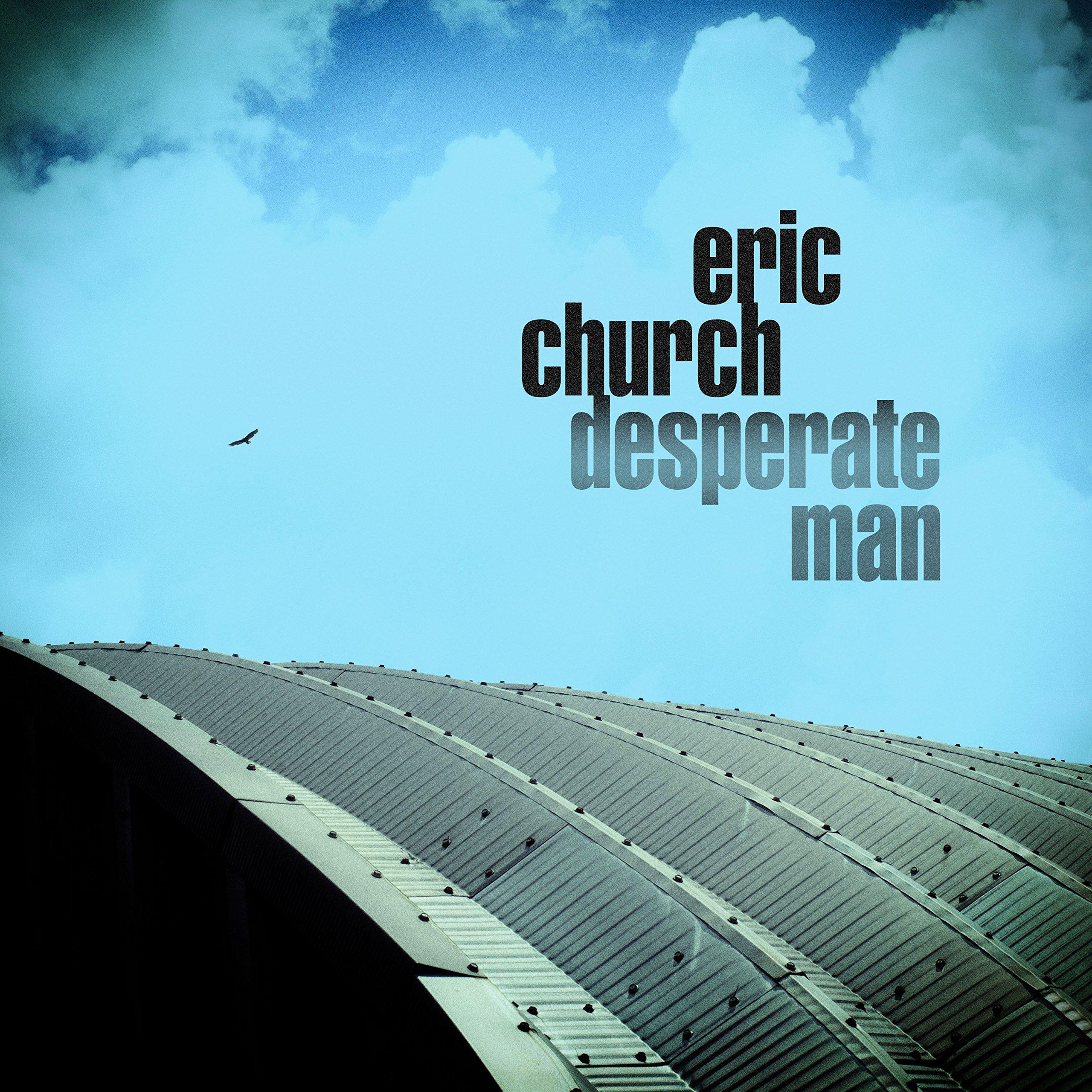 Book Cover: Desperate Man
