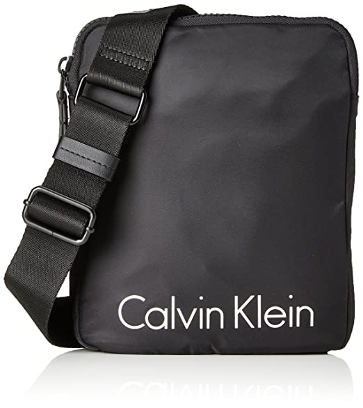 2018 Newest Online Huge Surprise For Sale Calvin Klein BLITHE FLAT CROSSOVER men's Pouch in gwTthhdlpC