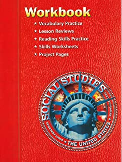 Amazon social studies 2005 pupil edition grade 5 the united ss05 workbook grade 5 the united states fandeluxe