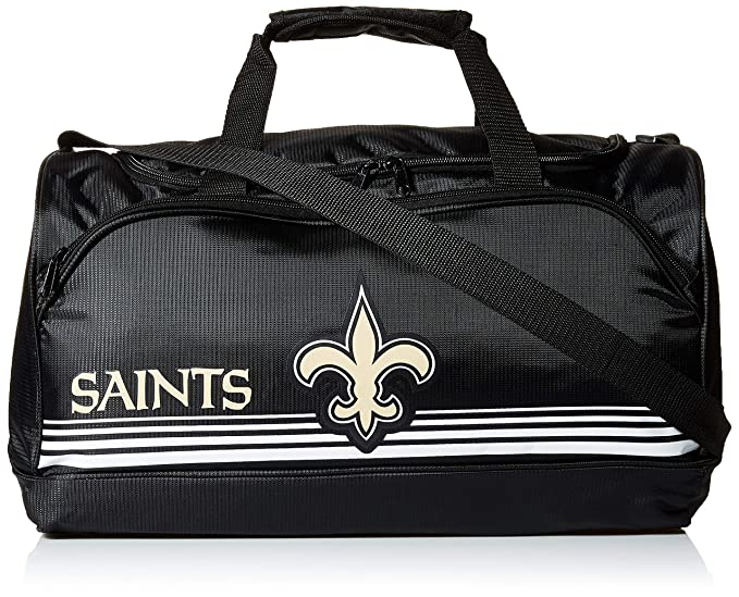 New Orleans Saints Vessel Barrel Duffle Bag