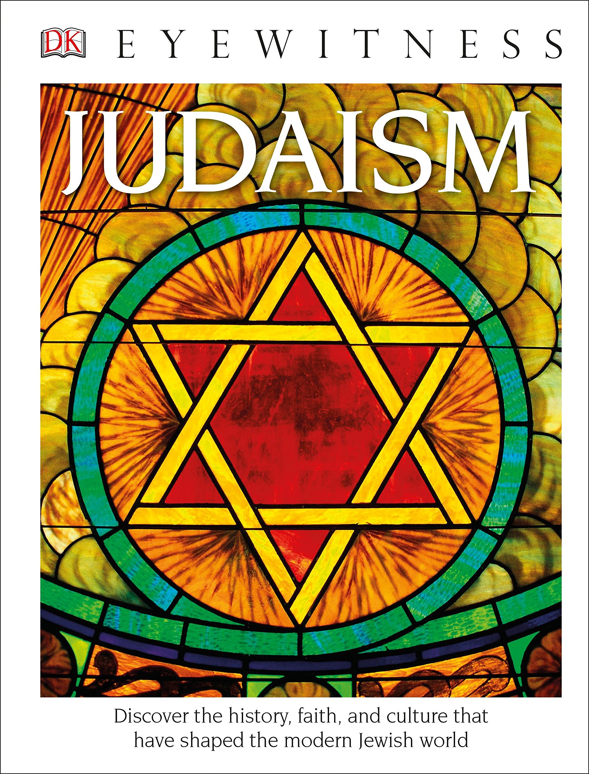 DK Eyewitness Books: Judaism (Library Edition)