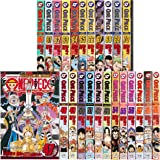 One Piece Box Set 3: Thriller Bark to New World, Volumes 47-70