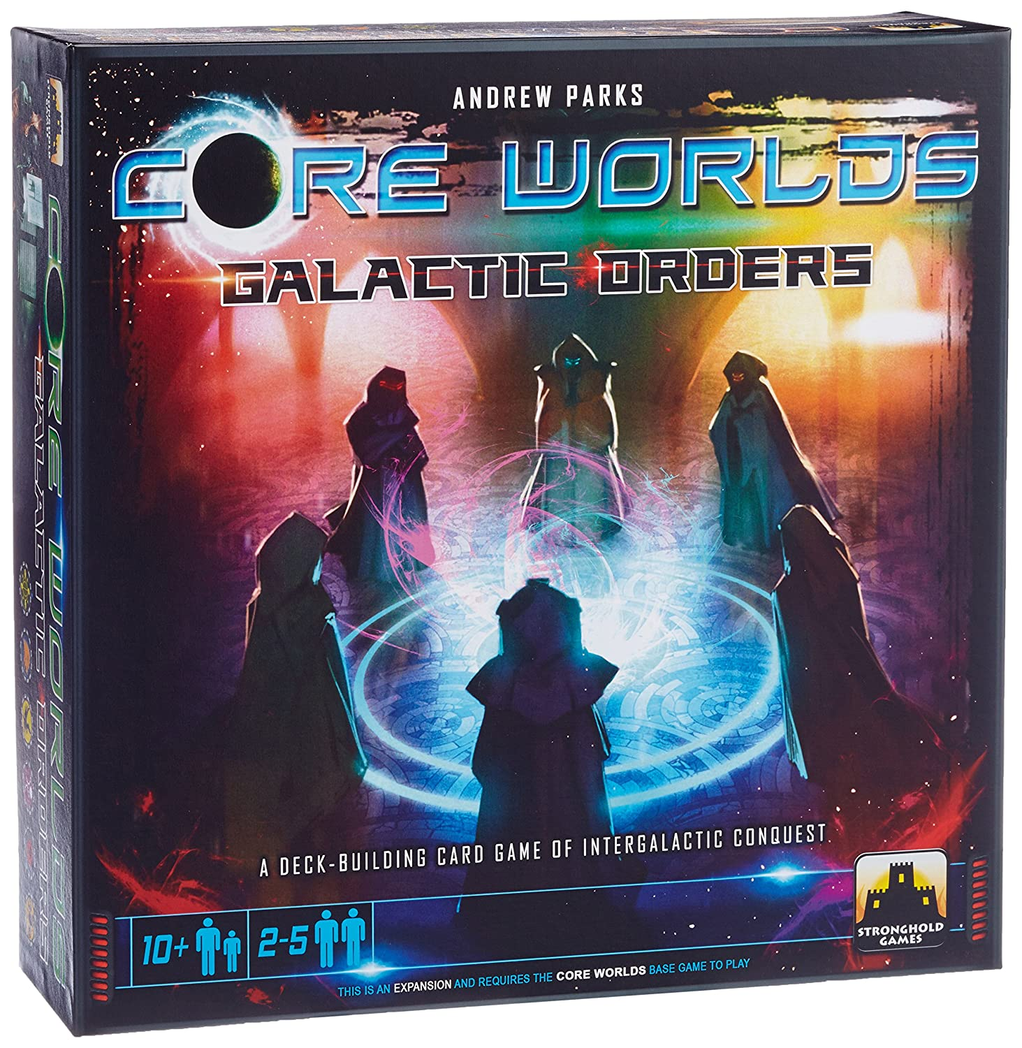 Stronghold Games 1003 - Core Worlds, Galactic Orders