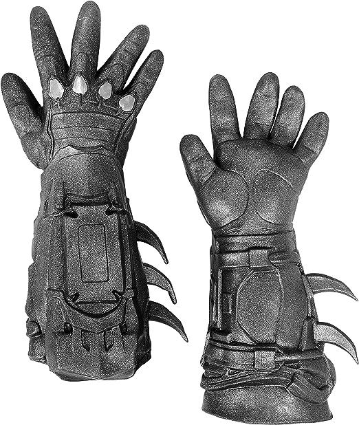 Arkham City Deluxe Batman Gloves Costume Accessory