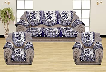 Brilliant Buy Style Your Home Jute Cotton Sofa Cover With 6 Pcs Arms Pdpeps Interior Chair Design Pdpepsorg