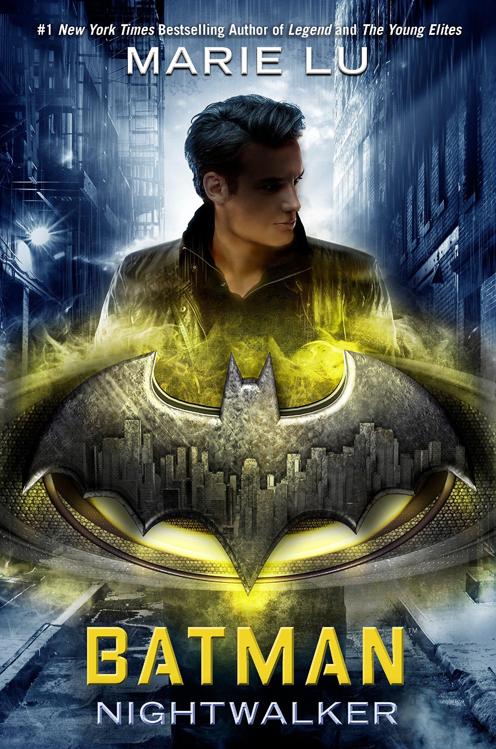 Image result for batman nightwalker marie lu