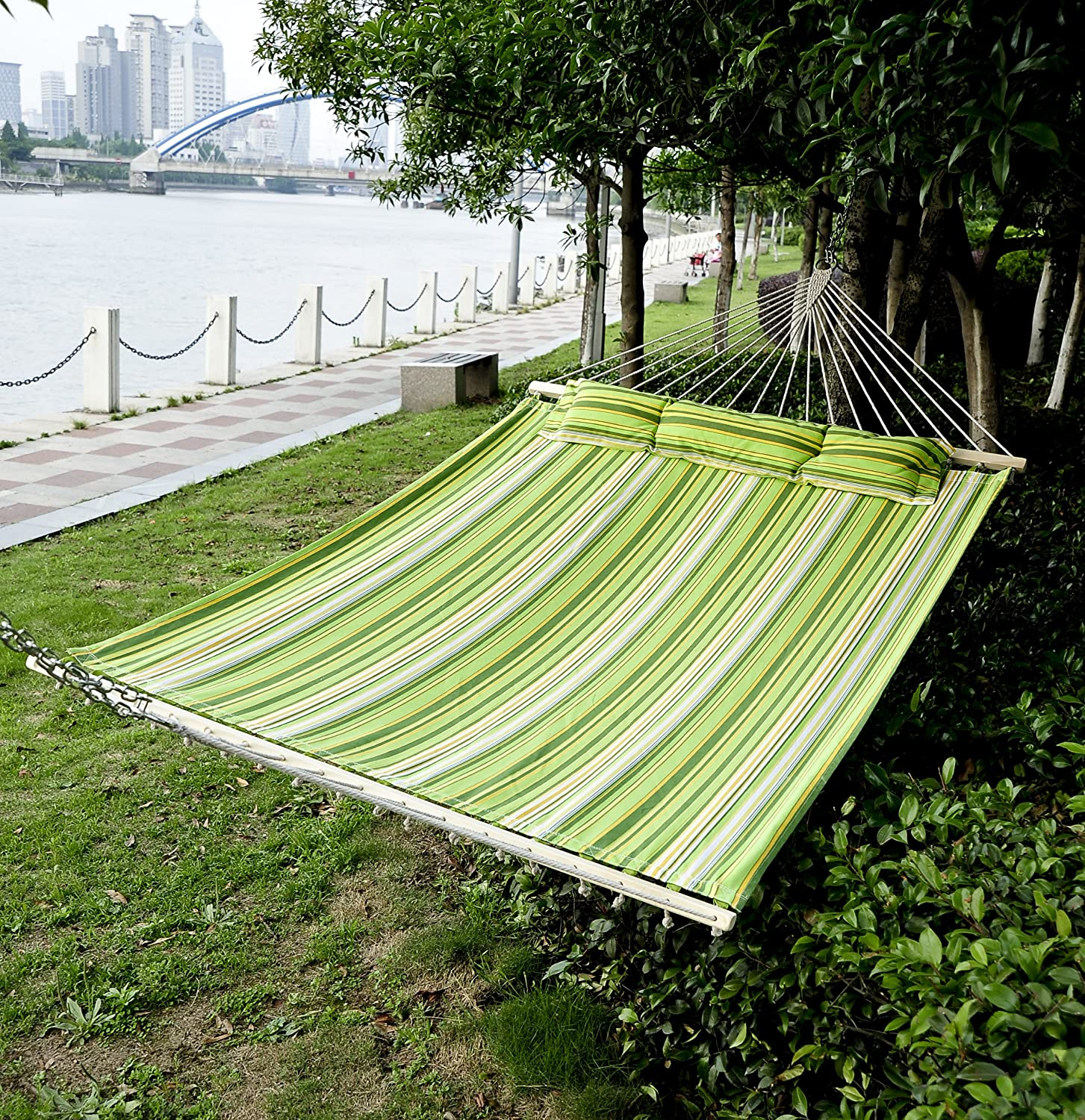 eno hammocks hammock for cover camping indoor person combo with single canvas best folding swing enclosed tent brazilian fold furniture stand up sleeping two people
