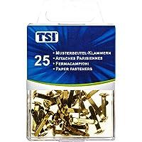 TSI Sample Bag Clamps, 25-psc Packs