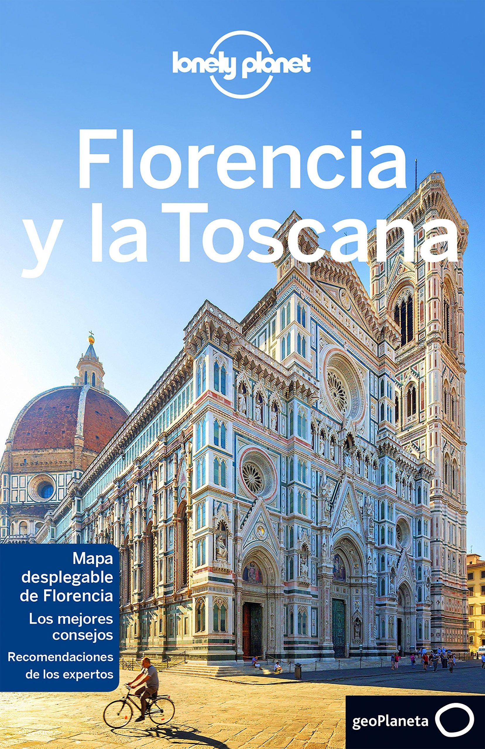 Florencia y la Toscana 5: 1 Guías de Región Lonely Planet Idioma Inglés: Amazon.es: Williams, Nicola, Dixon, Belinda, Delgado Castro, Alberto: Libros