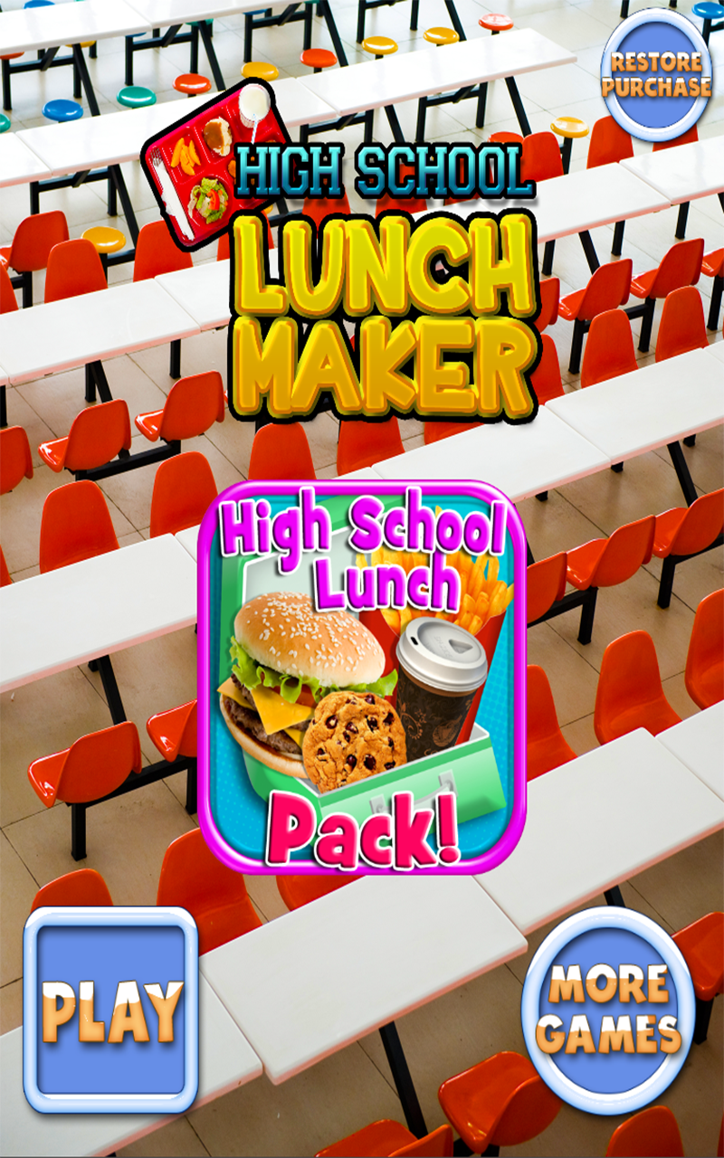 games to play at lunch in school
