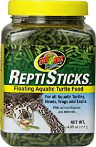 Royal Pet Supplies Inc Zoo Med ReptiSticks Floating Aquatic Turtle Food