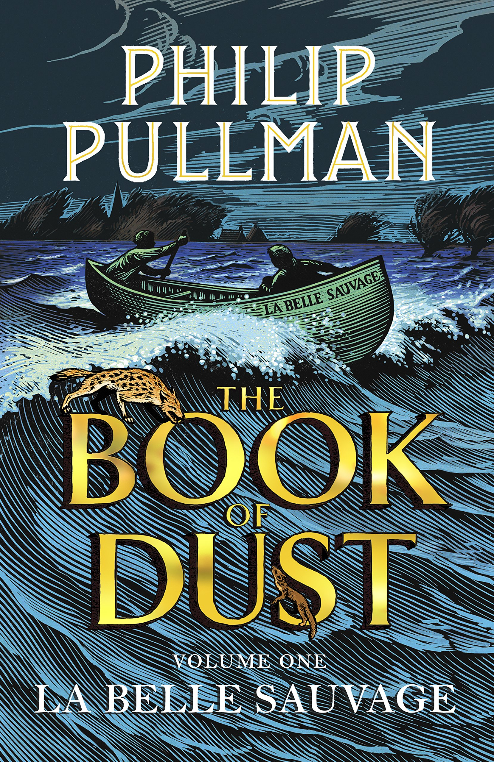 Image result for The Book of Dust: La Belle Sauvage