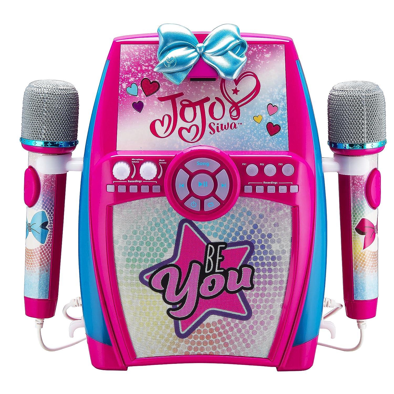 Ekids jj-615 Deluxe Singen Boombox mit Dual Mikrofone
