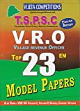 TSPSC VRO ( Village Revenue Officer ) Top 23 Model Papers - [ English Medium ]
