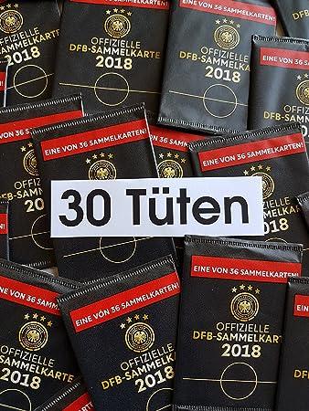Rewe Karte.Rewe Wm 2018 Dfb Russia Russland Sammelkarten 30 Karten Neu Ovp