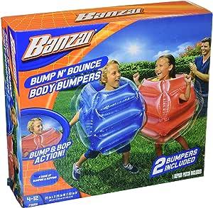 BANZAI lysb01b1 X 3uss de Toys Garden Toy Bump N Bounce Body 2 ...