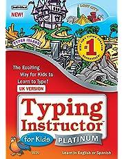 Typing Instructor for Kids Platinum 5 - Full UK English Version [Download]