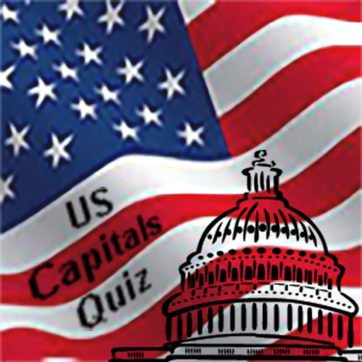 US Capitals Trivia Game -