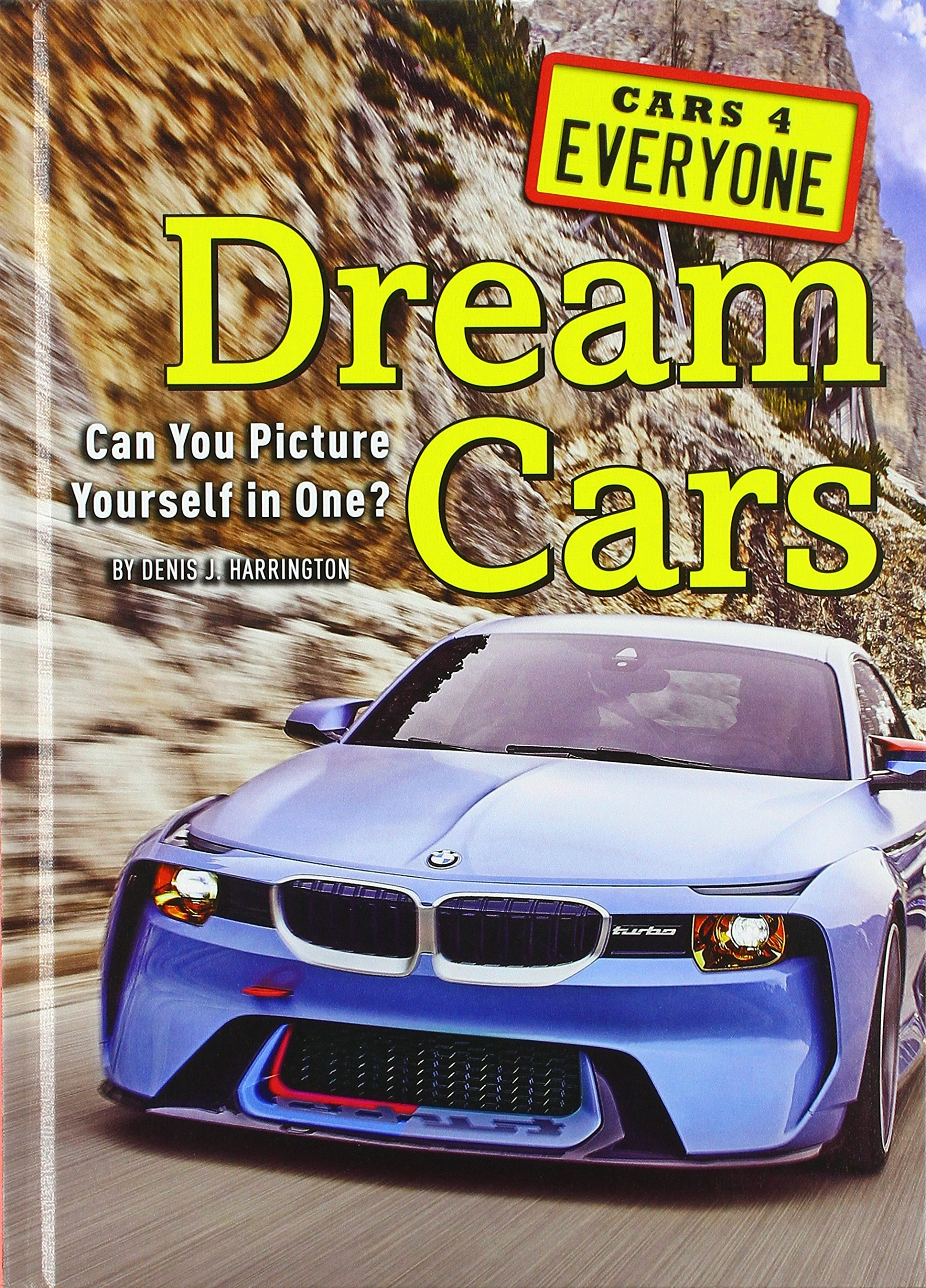 Read Online Dream Cars: Can You Picture Yourself in One? (Cars 4 Everyone) pdf epub