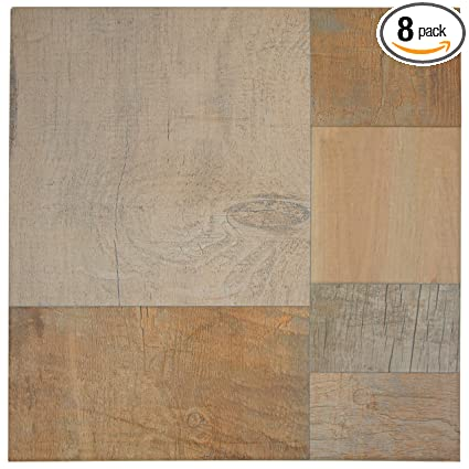 Somertile Fcg17plb Timber Porcelain Floor And Wall Tile 17375 X