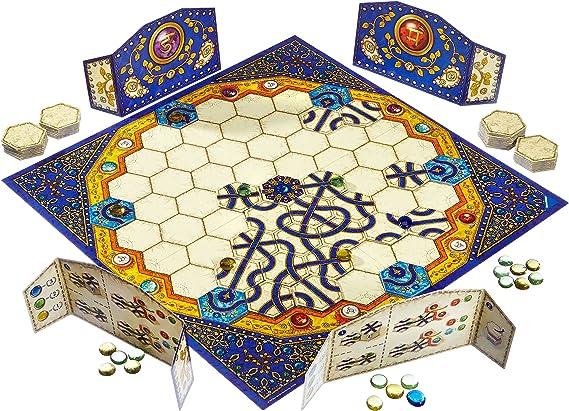 Ravensburger Indigo Estrategia - Juego de Tablero (Estrategia, 30 min, Niño/niña, 8 año(s), 99 año(s)): Amazon.es: Juguetes y juegos
