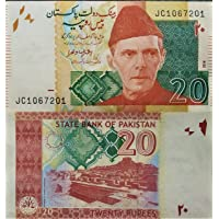 NOVELTY COLLECTIONS-2 Currency Notes from Pakistan