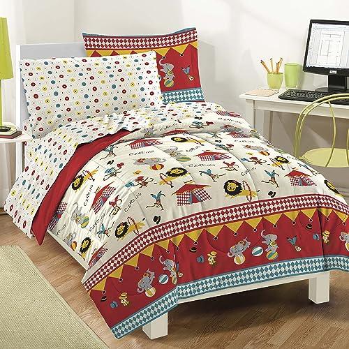 Circus Bed Set