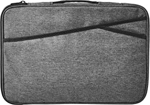 AmazonBasics Laptop Case Sleeve Bag - 15-Inch, Grey