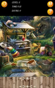 Fantasy Backyard - Hidden Objects Free Game from HOG Solution