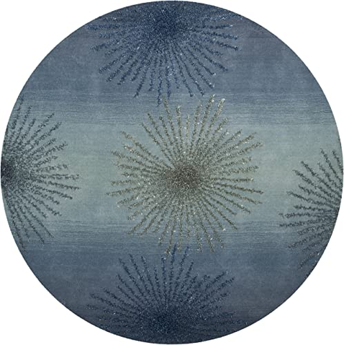 Safavieh Soho Collection SOH712W Handmade Wool Area Rug