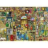 Ravensburger 19314 The Bizarre Bookshop 2 Adult Puzzle 1000pc